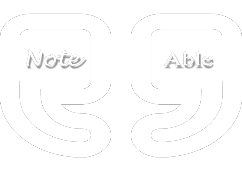logo of noteable